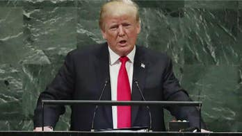 How did the U.N. receive President Trump's message? Insight from Dr. Rebecca Grant, international relations expert.