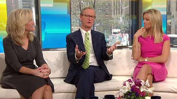 Steve Doocy talks about preparing for the release of 'The Happy Cookbook.'