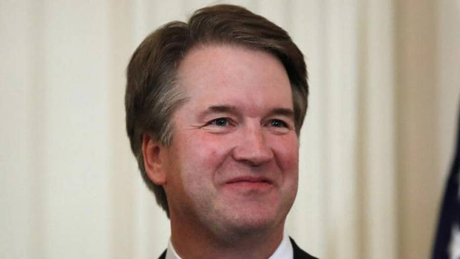 Kavanaugh: 'This is ridiculous and from the twilight zone'