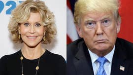 Jane Fonda calls for 'wall' to keep White House away from Mueller probe
