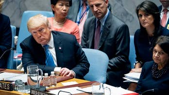 Trump chairs key UN meeting with the world's major powers