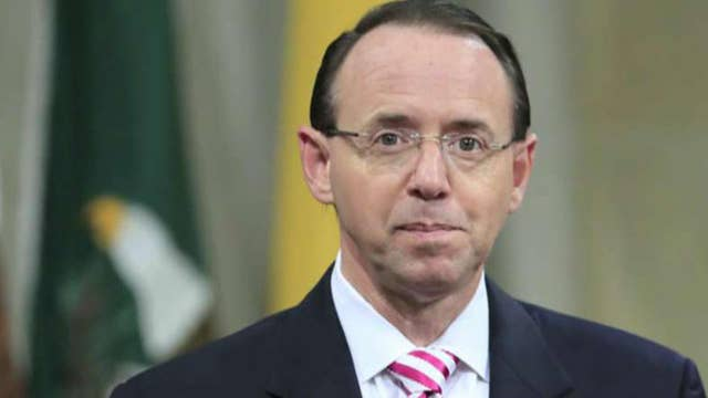 If Trump fires Rosenstein what does it mean for Mueller?