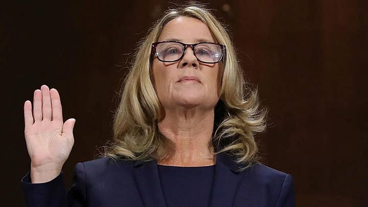 Ford: Kavanaugh's sexual assault has damaged my life