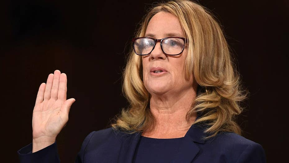 Full hearing: Brett Kavanaugh, Christine Blasey Ford, Part 1