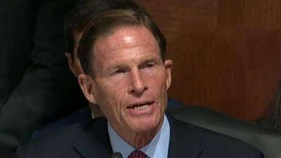 Blumenthal on Trump's 'failure' to ask for an FBI probe
