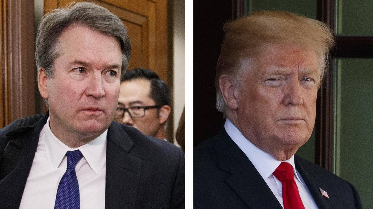 Trump orders FBI investigation of Kavanaugh, as McConnell says nomination is 'mo...