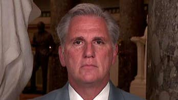 Rep. Kevin McCarthy's Bakersfield office attacked with massive rock, he says