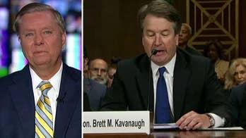 Graham: 100 percent confident Kavanaugh didn't do this