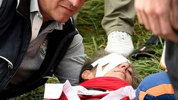 Brooks Koepka hits Ryder Cup fan in the face