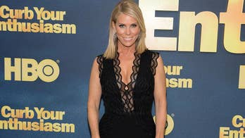 Actress Cheryl Hines on the awkwardness of menopause