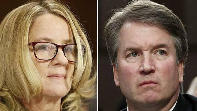A look at the media bias against Kavanaugh