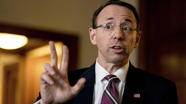 Lawmakers want answers from Rod Rosenstein