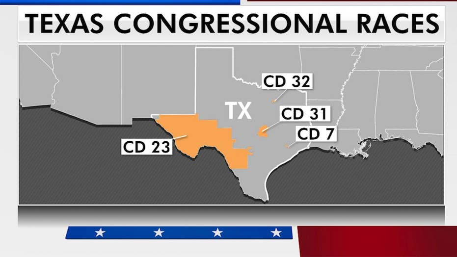 Energy around Cruz, O'Rourke could help congressional races