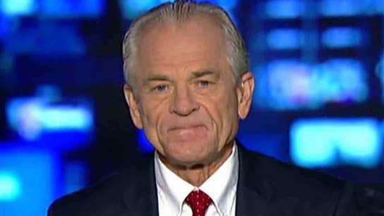 Peter Navarro talks trade relations with Canada