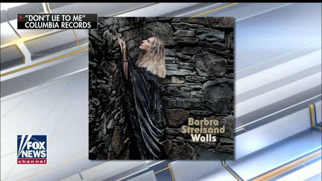 Barbra Streisand Blasts President Trump in Song Off 'Walls' Album