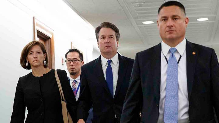 What impact will Kavanaugh debate have on 2018 midterms?