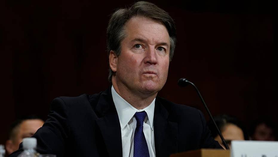 Senate fights over Kavanaugh confirmation