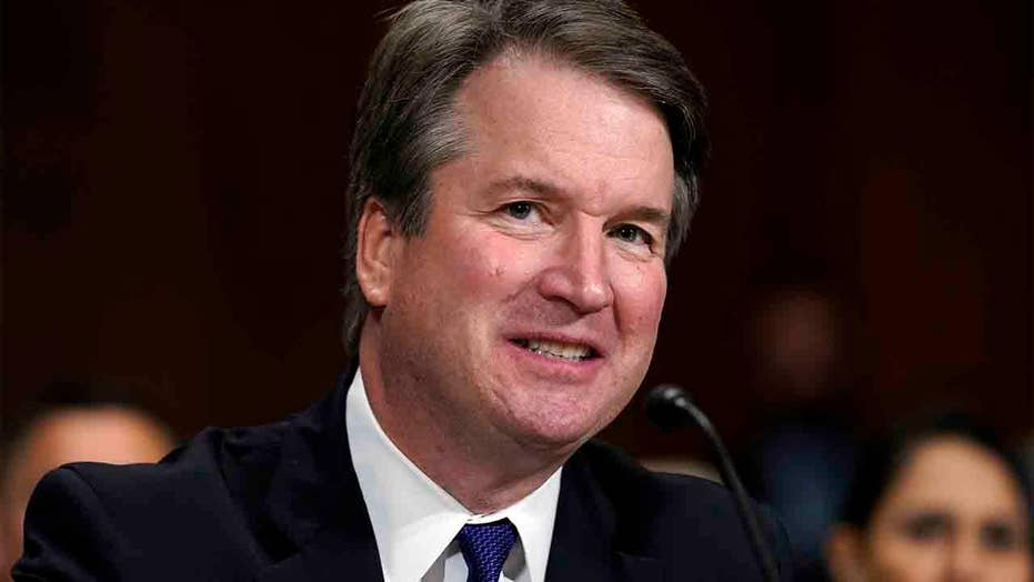 FBI conducting investigation in to SCOTUS nominee Kavanaugh