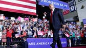 Trump attacks Booker, stands by Kavanaugh at Rally