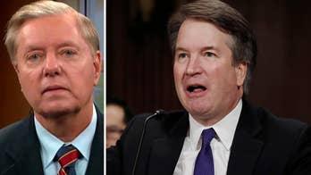 Sen. Graham on scrutinizing handling of Kavanaugh hearing