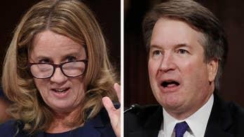 Kavanaugh debate turns raw, ugly