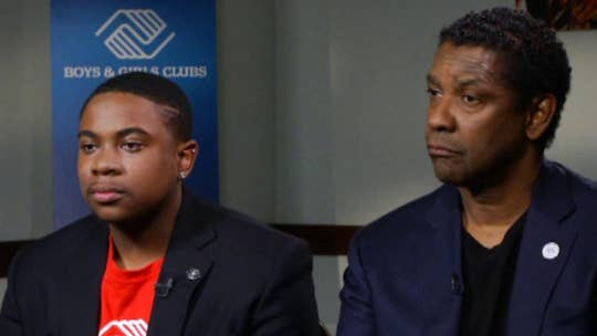 Power Player Plus: Denzel Washington and Malachi Haynes