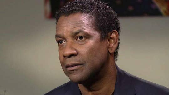 Denzel Washington on the rewards of giving back