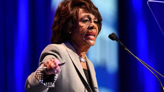 Maxine Waters denies staffer leaked GOP senators' data, blasts 'dangerous lies' and 'conspiracy theories'