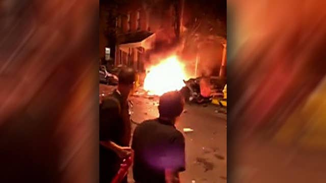 Car explosion kills at least one in Allentown, PA