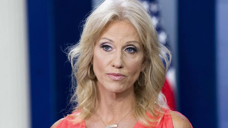Kellyanne Conway opens up about her own sexual assault