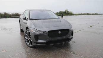 Electric Jaguar I-Pace starts stalking Tesla