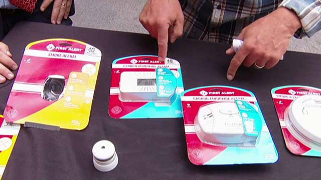 Fire safety tips and products to protect your home