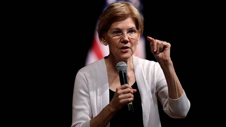 Sen. Elizabeth Warren confirms 2020 ambitions