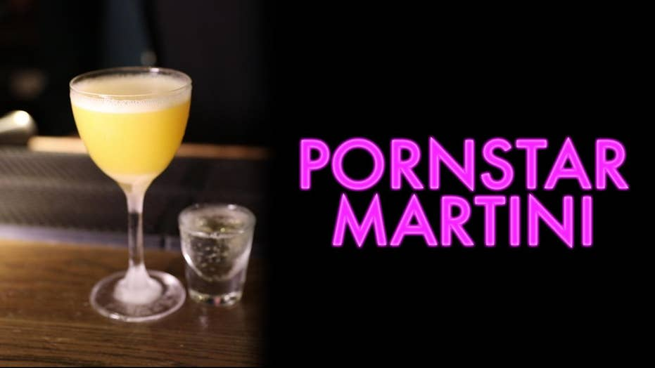 The Pornstar Martini: The story behind this 'provocative, tasty