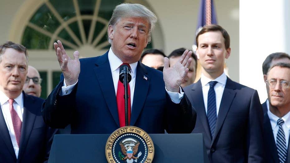 Trump: Senators against Kavanaugh are not 'holier-than-thou'