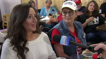 Breakfast with 'Friends': Trump's Tennessee rally