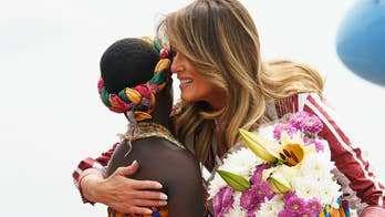 Melania Trump's Africa trip could provide the best kind of US outreach