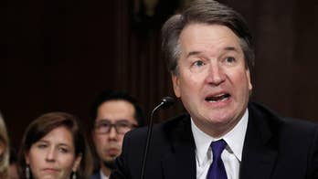 Republicans accuse Dems of moving goalposts on Kavanaugh