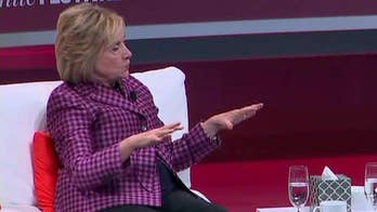 Hillary Clinton: Democrats 'cannot be civil' with Republicans anymore