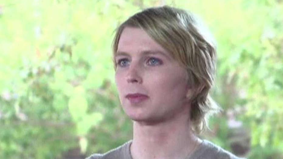 Chelsea Manning compares living in America to prison