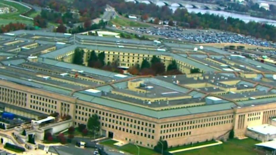 Packages sent to Pentagon test positive for ricin