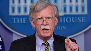 Bolton asked Pentagon to develop military options for strike against Iran