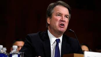 Gregg Jarrett: Make the FBI's Kavanaugh report public – Now