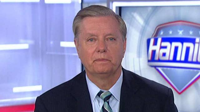 Sen. Lindsey Graham: The 'Kavanaugh bump' is real
