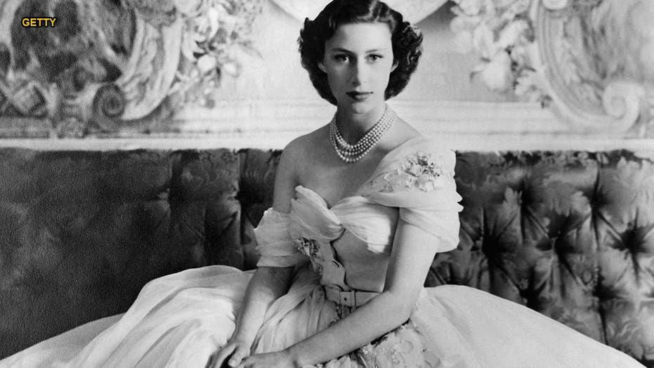 queen elizabeth princess margaret death