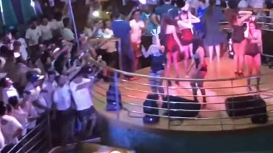 Royal Caribbean refunds passengers after conference's 'crazy' cruise