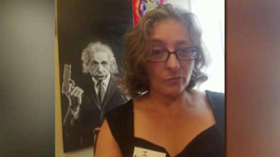 Georgetown professor wishes death upon white men