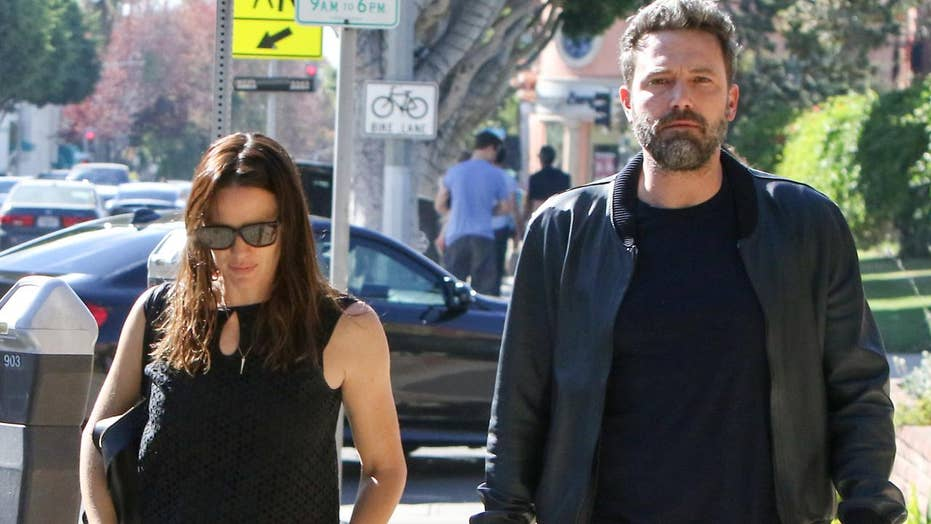 Intervention staged for Ben Affleck by Jennifer Garner
