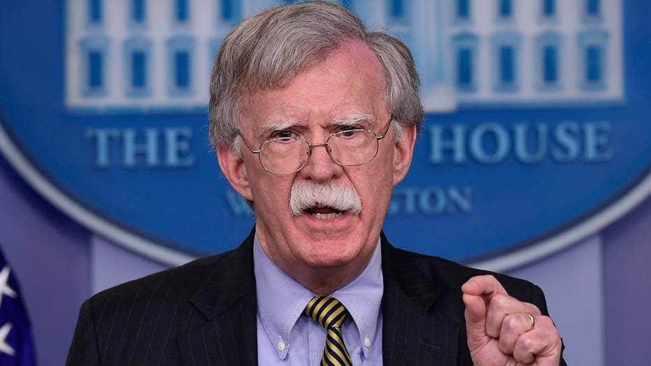 Bolton: Iran made a mockery of the Treaty of Amity