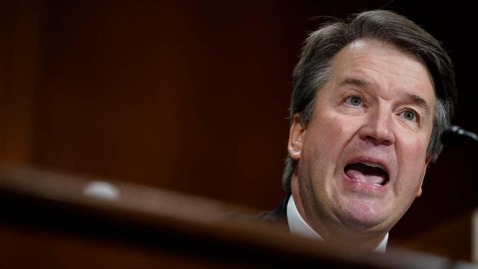 Lawmakers to lock FBI's Kavanaugh report in safe